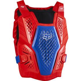 Fox Raceframe Impact Protektor klatki piersiowej Mężczyźni, blue/red
